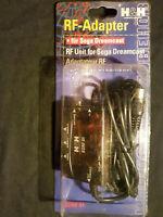 Dreamcast RF-adapter neu