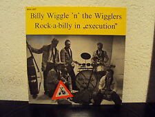 """BILLY WIGGLE & THE WIGGLERS - Rock-a-billy in """"execution"""""""