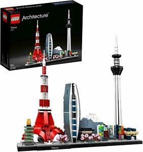 LEGO Architecture - Tokyo - Age 16+ - 21051