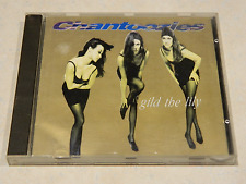The Chantoozies Gild The Lily CD [Australian rare]
