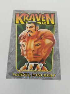 Kraven The Hunter - Bowen Designs Mini Bust Spider-Man 1968/4500 NEW