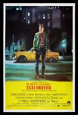 Taxi Driver Poster Length 450 mm Height: 800 mm SKU: 9229