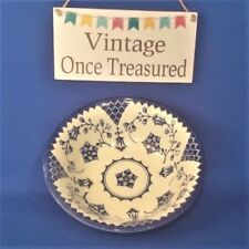 Unboxed Staffordshire Pottery Bowls 1960-1979 Date Range