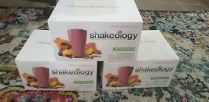 Shakeology Vegan Tropical Strawberry Box 24 Packets. Exp. 10/2021. Free Shipping