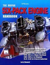 The Mopar Six-Pack Engine Handbook~Rebuild and Modify~440 6-Barrel~340 6-Barrel
