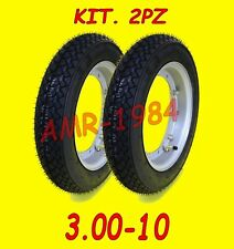 KIT 2 GOMME VESPA 50 special / 50PK / 125 ET3  GOMME + CERCHI + CAMERA 9911000