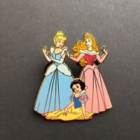 Disney Auctions P.I.N.S. Three Princesses Aurora Snow LE 500 - Disney Pin 29169