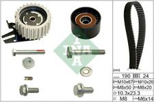 Zahnriemensatz für Riementrieb INA 530 0624 10