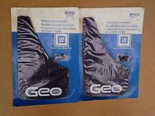 2-GEO PREMIUM SPLASH GUARDS,GM Genuine General Motors Parts,car,sc,00408398