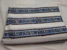 2.5 yard hand block print fabric handicraft cotton border print Sanganeri KIUJH8