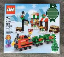 LEGO 40262 - Christmas Train Ride Set (Retired - New in Factory Sealed Box)