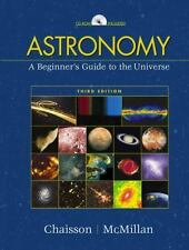Astronomy: A Beginner's Guide to the Universe 3rd Edition
