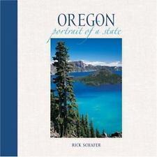Oregon: Portrait of a State (Hardback or Cased Book)