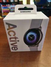 BRAND NEW SEALED Samsung Galaxy Silver Smart Watch Active SM-R500