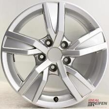 1 Original Audi A4 8W B9 Llanta de Aluminio 8W0601025A 7x16 ET35 Llanta EF7334