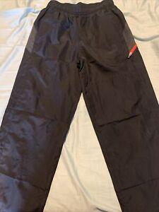 Champion Pants Sweatpants Boys Black Size Medium 8-10