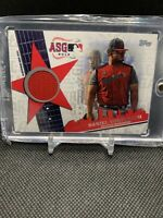 2019 Topps Update - Daniel Vogelbach - Patch Relic ASG - Seattle Mariners