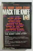 The Bobby Darin Story Cassette Mack the Knife Tape
