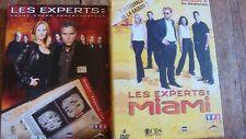 Coffret DVD LES EXPERTS A MIAMI Saison 2 l'intégrale 24 épisodes  + les experts