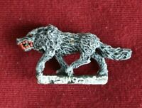 Games Workshop - Citadel Miniatures - C21 Goblin Wolf Riders - Wolf A - Painted