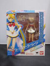 Bandai S H Figuarts Super Sailor Moon Action Figure SH SHF