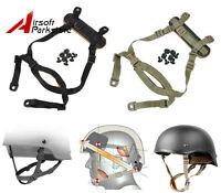 Tactical MICH ACH Helmet Retention Suspension System H-Nape Airsoft Hunting Army