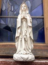 Figur Heilige Maria 40cm Mutter Gottes Jesus Madonna Heiligenfigur Statue shabby