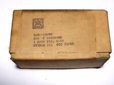 Visserie US pour installation radio RC-298 sur tank M4 75mm gun & Howitzer 105mm