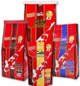 Hikari Gold Koi Food  Free Shipping