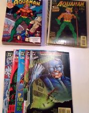 Aquaman 1-13 Tide And Time 1-4 Near Mint Lot Set Run Plus Extras