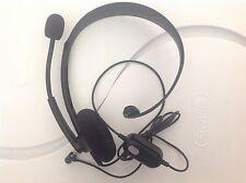 XBOX 360 Genuine Microsoft Wired Headset -