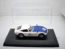 1/43 COCHE TOYOTA 2000 GT METAL MODEL CAR 1:43 MINIATURA diecast DEL PRADO