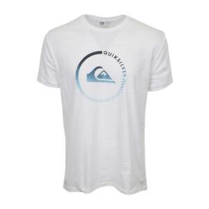 Quiksilver Hommes Logo Cercle T Shirt