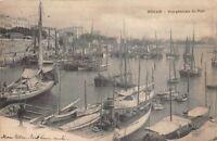 ROYAN - Vue générale du Port
