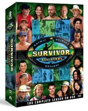 SURVIVOR  8 (2004) ALL-STARS! - Pearl Islands - US TV Season Series - NEW DVD R1