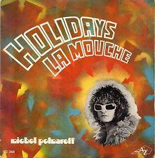 VINYLE 45 TOURS POLNAREFF HOLIDAYS LA MOUCHE SG 368 FR 1972 SINGLE 7