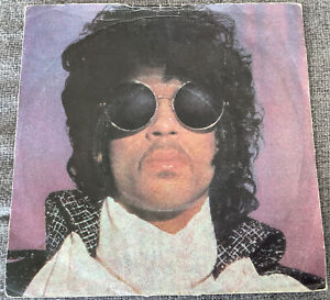 """7"""" PRINCE WHEN DOVES CRY JUKEBOX 1984"""