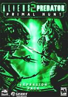 Aliens vs Predator 2 - Primal Hunt Add-On [video game]