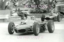 Willy Mairesse Ferrari 156 Monaco Grand Prix 1962 Photograph 2