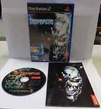 Gioco Game SONY Playstation 2 PS2 PAL ITALIANO THE TERMINATOR DAWN OF FATE Ita
