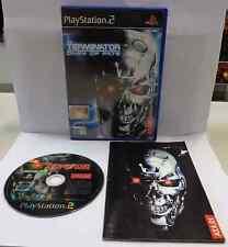 Gioco Game SONY Playstation 2 PS2 PAL ITALIANO THE TERMINATOR DAWN OF FATE Ita