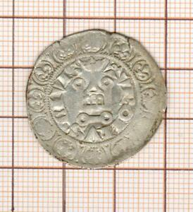 Philippe VI Of Valois 1328-1350 Big With Tail