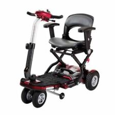 Scooter elettrico pieghevole per disabili e anziani Wimed Foldable S19 Deluxe