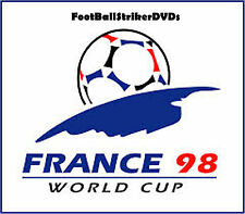 1998 World Cup Semi Final Brazil vs Holland DVD
