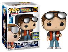 Back to the Future - Marty Watch t#965 SDCC 2020 Funko Pop Vinyl PRE-ORDER