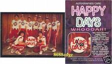 """1998 HAPPY DAYS AUTO CARD: HENRY WINKLER #1/150 #1/1 AUTOGRAPH """"FONZIE/FONZ"""""""