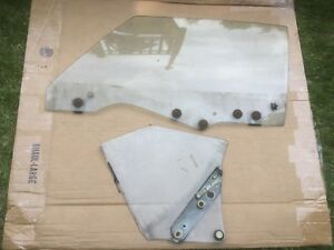 DOOR GLASS FRONT REAR 1968-1972 GM A BODY OLDSMOBILE CHEVY PONTIAC BUICK