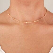 Fashion Minimalist Beads Choker Necklace for Women Girl Chokers Jewelry