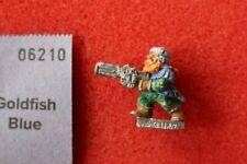 Games Workshop Warhammer 40k Rogue Trader Squats Iron Claw IC501 Squat Metal C3