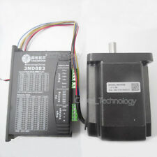Leadshine 3 Phase Stepper Kit (Drive+Motor) 3ND883+863S68H 6.8NM 3.5A High Speed